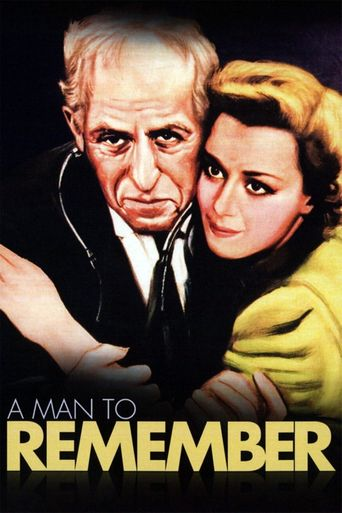 A Man to Remember Poster