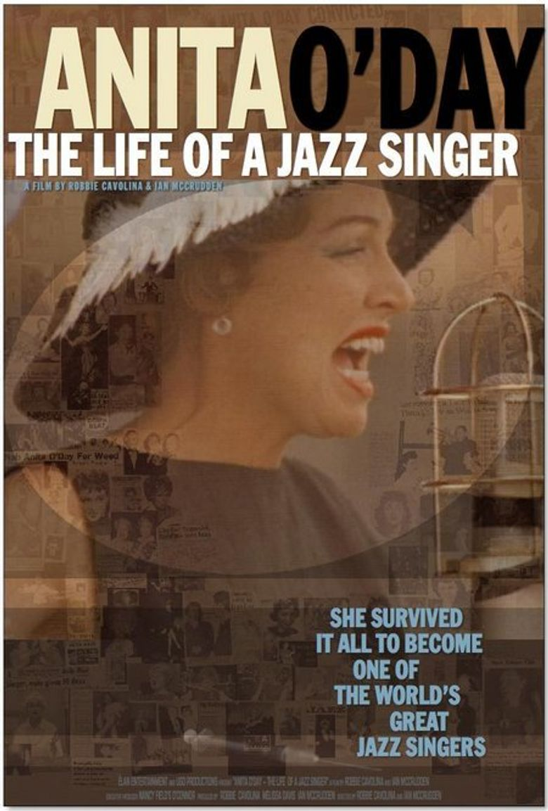Anita O'Day: The Life of a Jazz Singer Poster