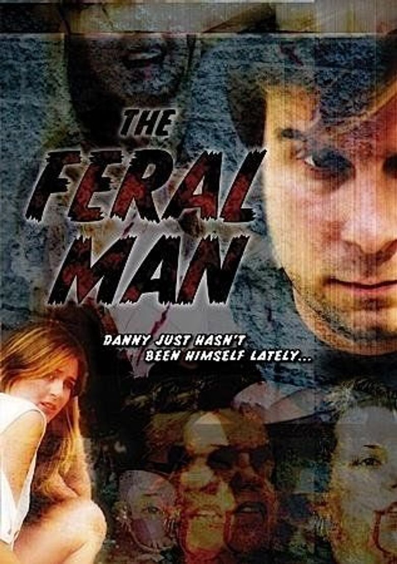 The Feral Man Poster
