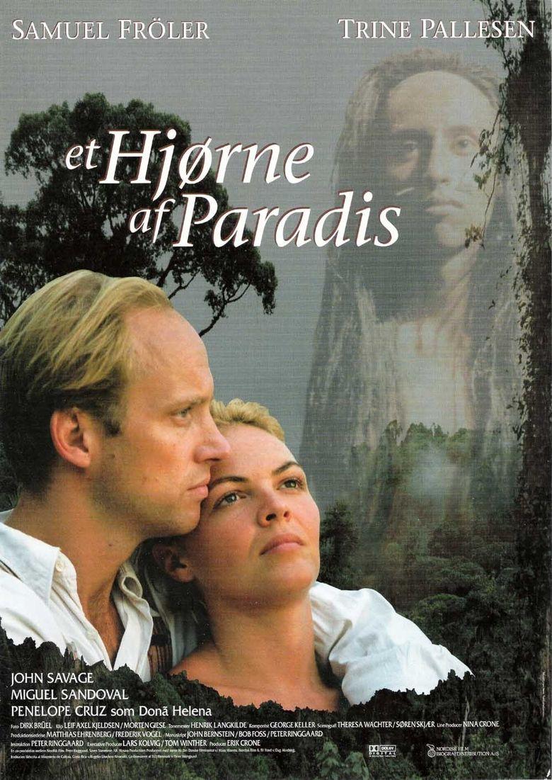 Et hjørne af paradis Poster