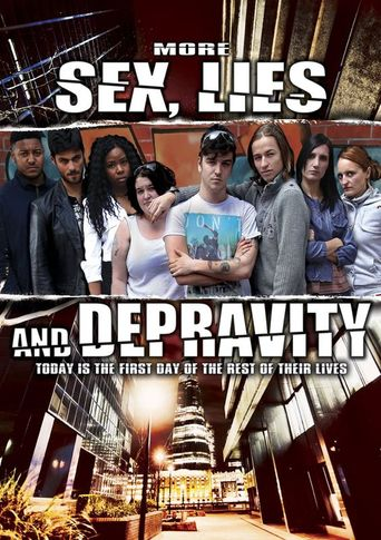 More Sex, Lies and Depravity Poster