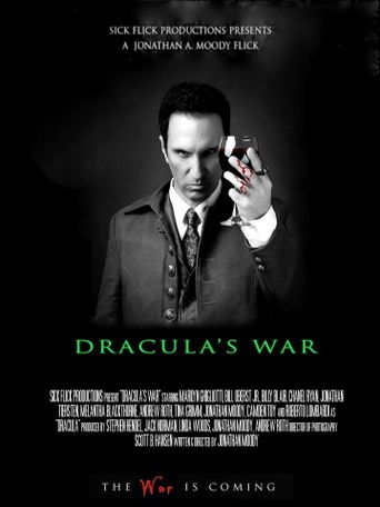 Dracula's War Poster