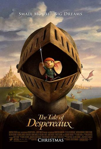 Watch The Tale of Despereaux