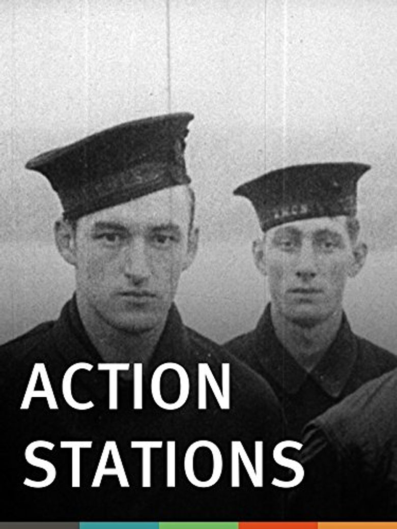 Action Stations Poster