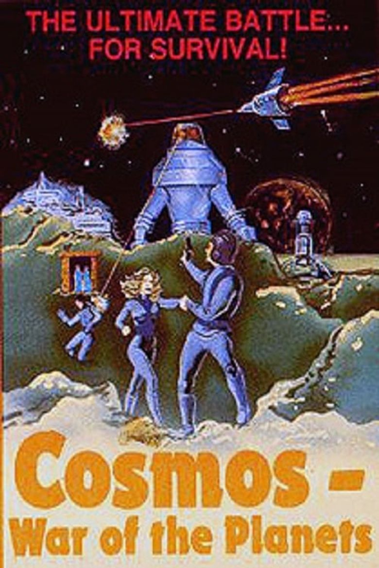 War of the Planets Poster