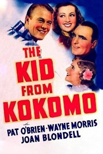 The Kid From Kokomo Poster