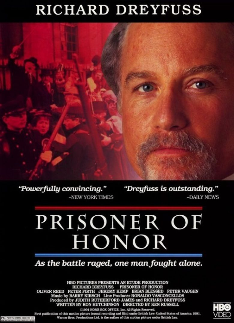 Prisoner of Honor Poster