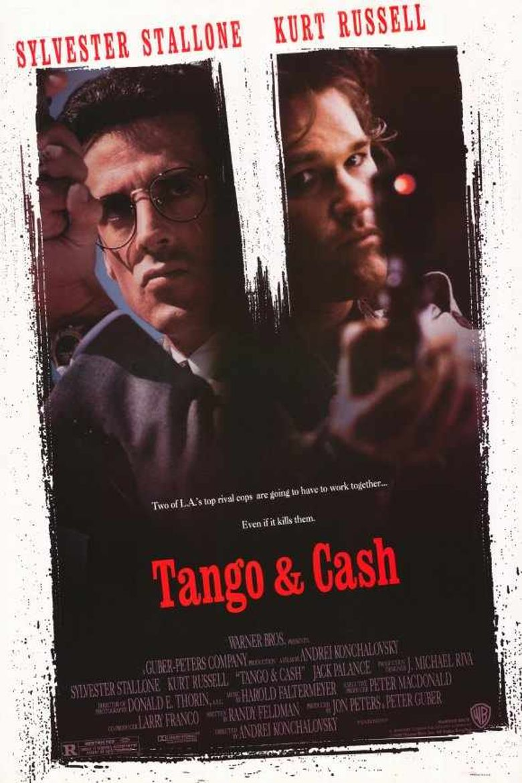 Tango & Cash Poster