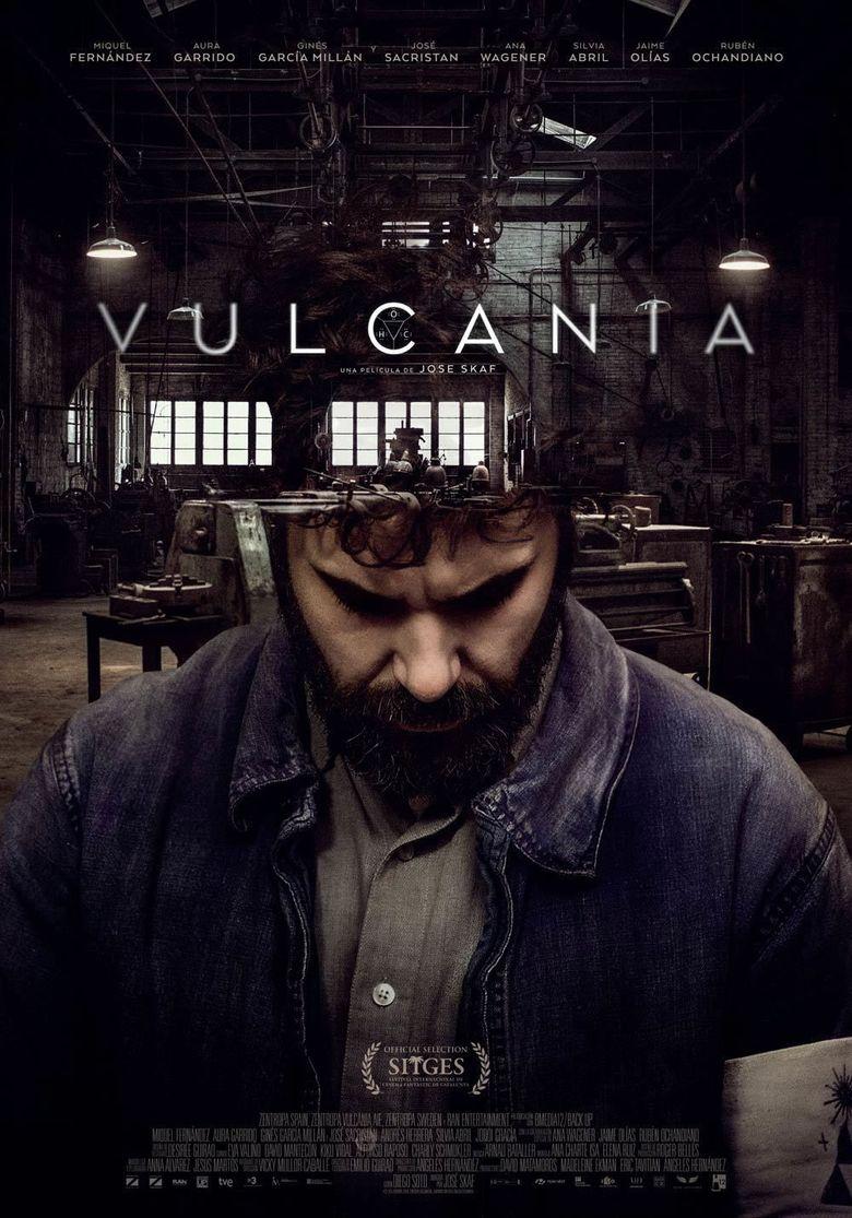 Vulcania Poster