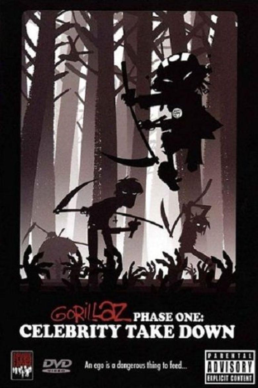 Gorillaz: Phase One - Celebrity Take Down Poster