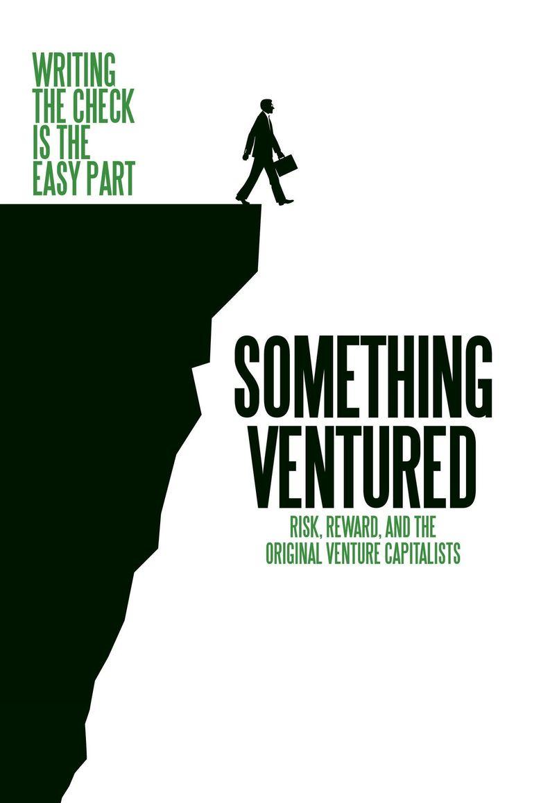 Something Ventured Poster