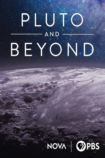 Pluto and Beyond Poster