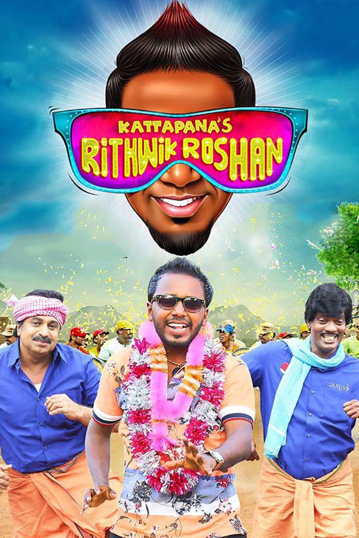 Kattappanayile Rithwik Roshan Poster