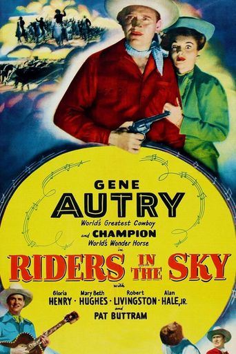 Watch Riders in the Sky