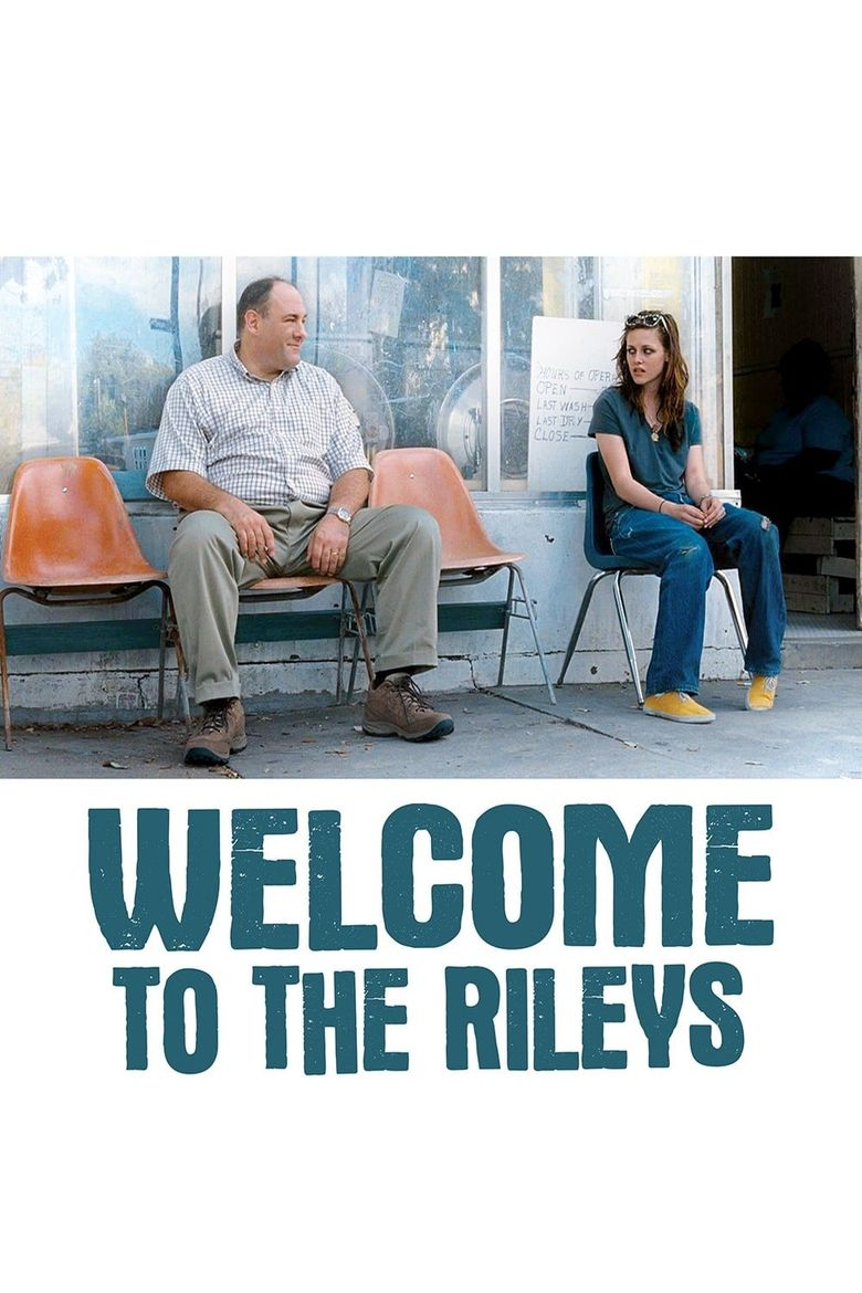 Welcome to the Rileys Poster