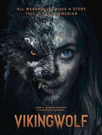 Viking Wolf Poster