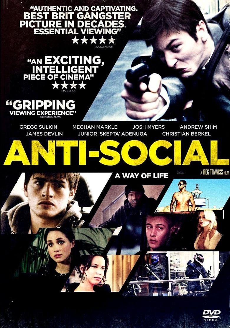 Anti-Social Poster