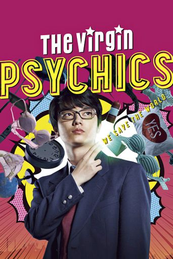 The Virgin Psychics Poster