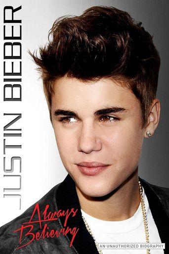 Justin Bieber: Always Believing Poster