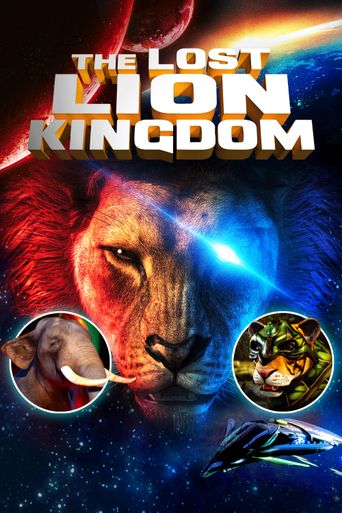 The Lost Lion Kingdom Poster