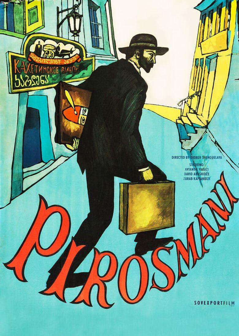 Pirosmani Poster