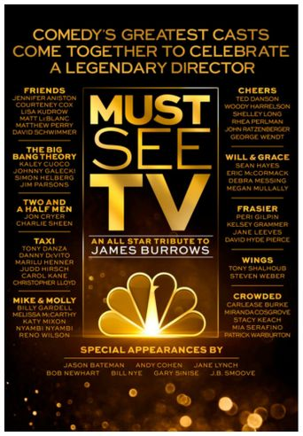 Must See TV: A Tribute to James Burrows Poster