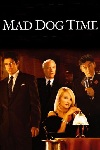 Mad Dog Time Poster