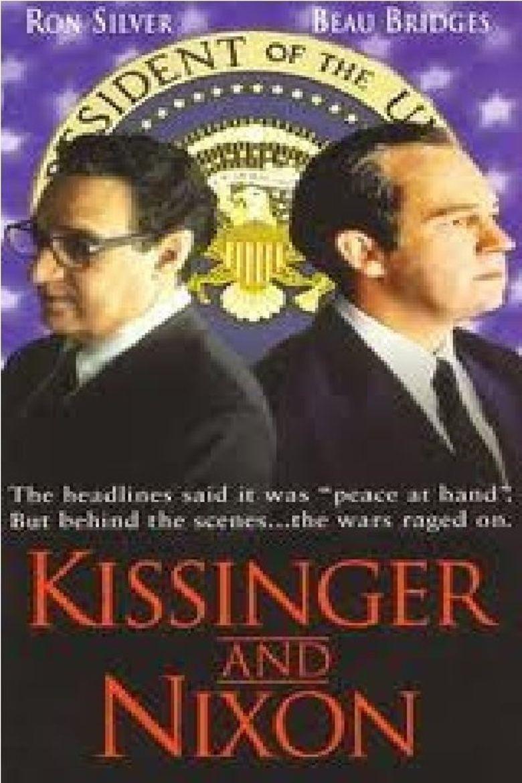 Kissinger and Nixon Poster