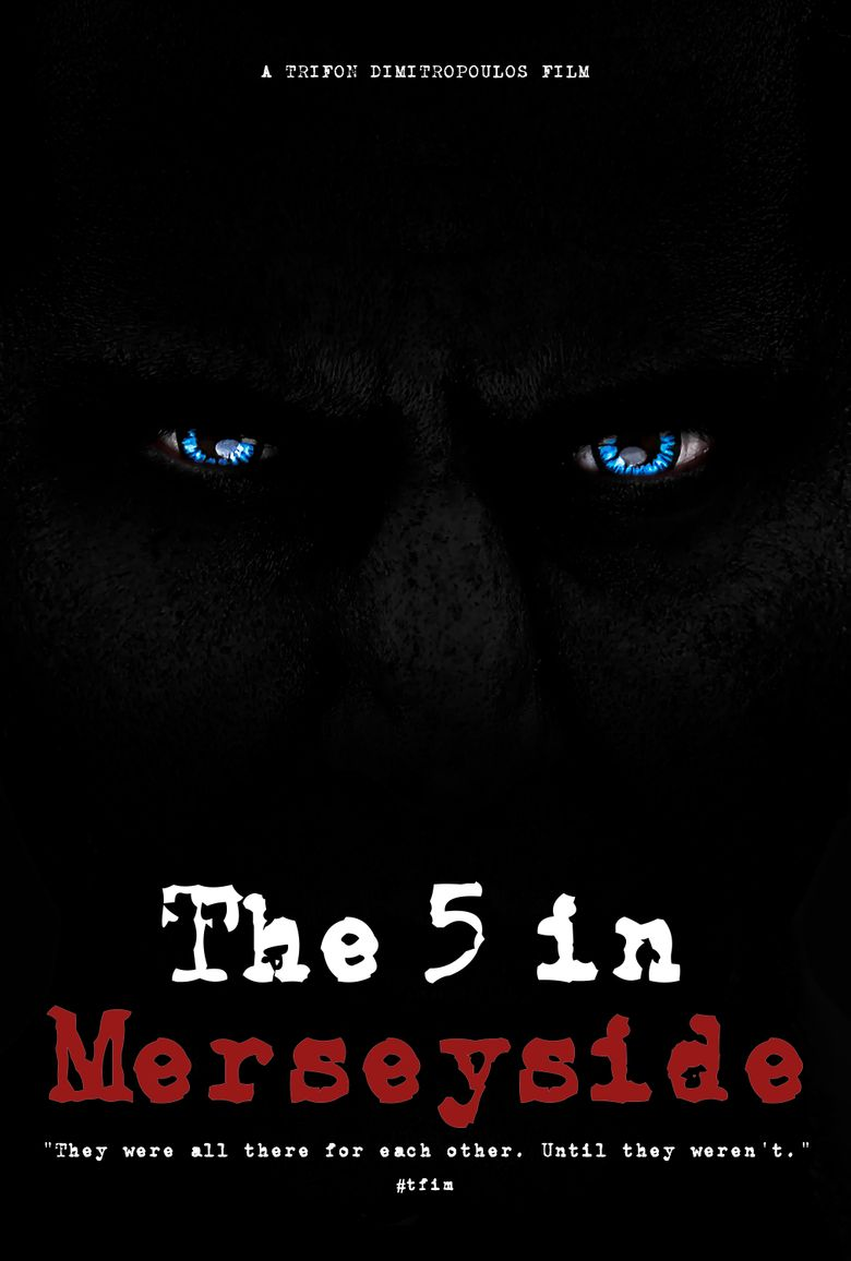 The Five in Merseyside Poster
