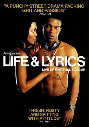 Life and Lyrics Poster