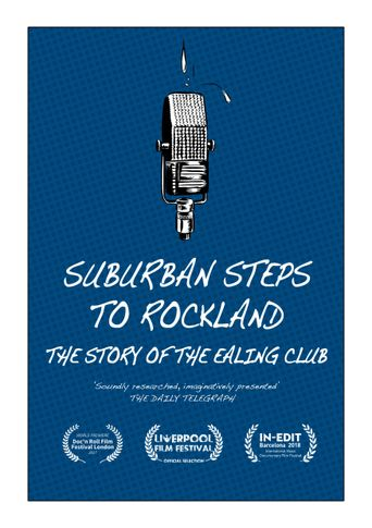 Suburban Steps to Rockland: the Story of the Ealing Club Poster