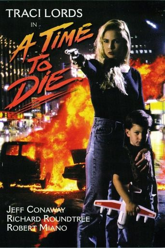 A Time to Die Poster