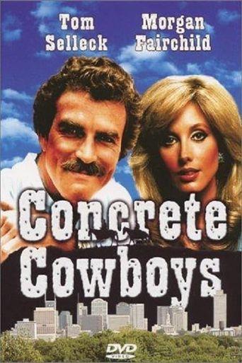 Concrete Cowboys Poster