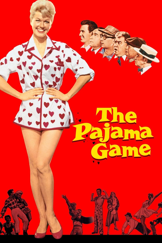 The Pajama Game Poster