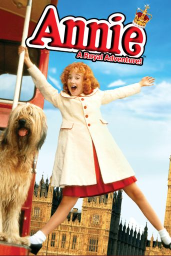Annie: A Royal Adventure Poster