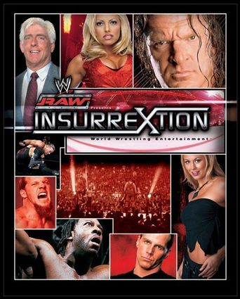 WWE Insurrextion 2003 Poster