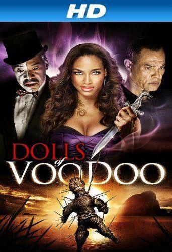 Dolls of Voodoo Poster
