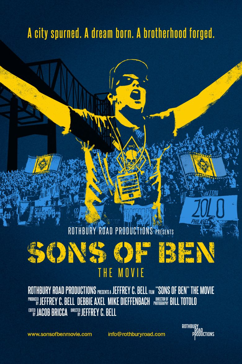 Sons of Ben Poster