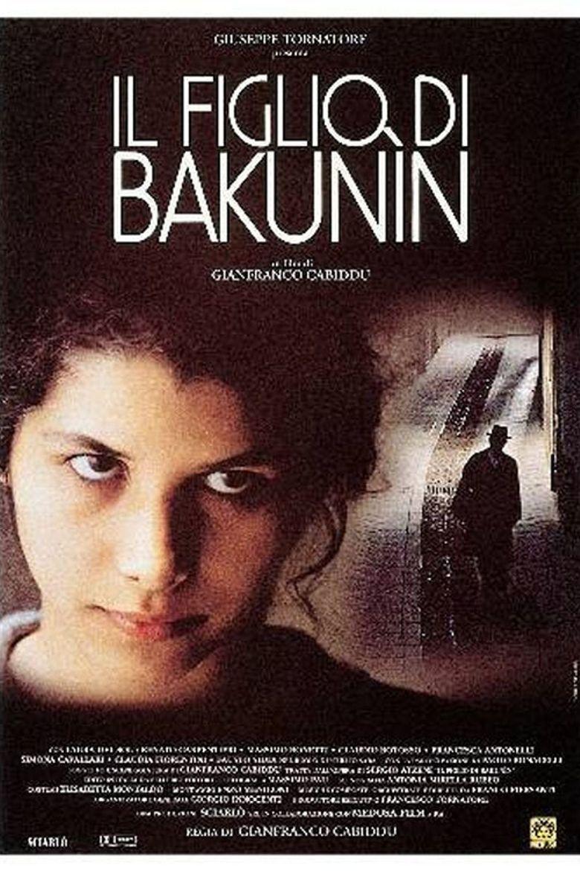 Il figlio di Bakunin Poster