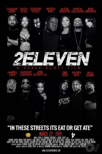 2eleven Poster