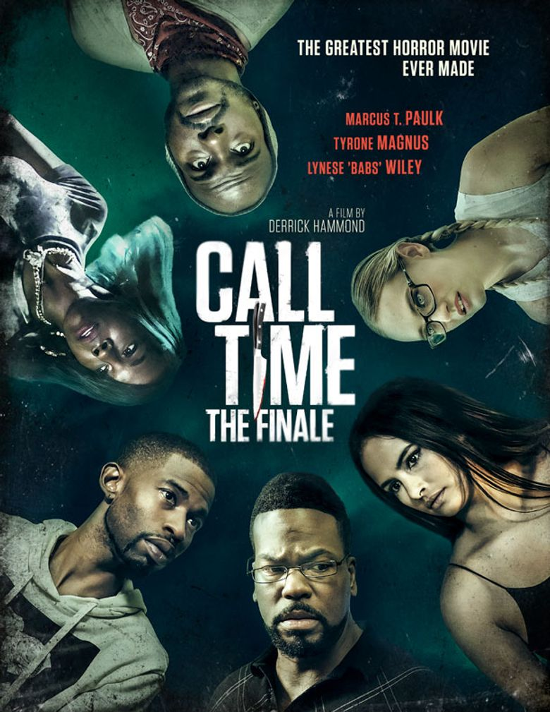 Call Time The Finale Poster