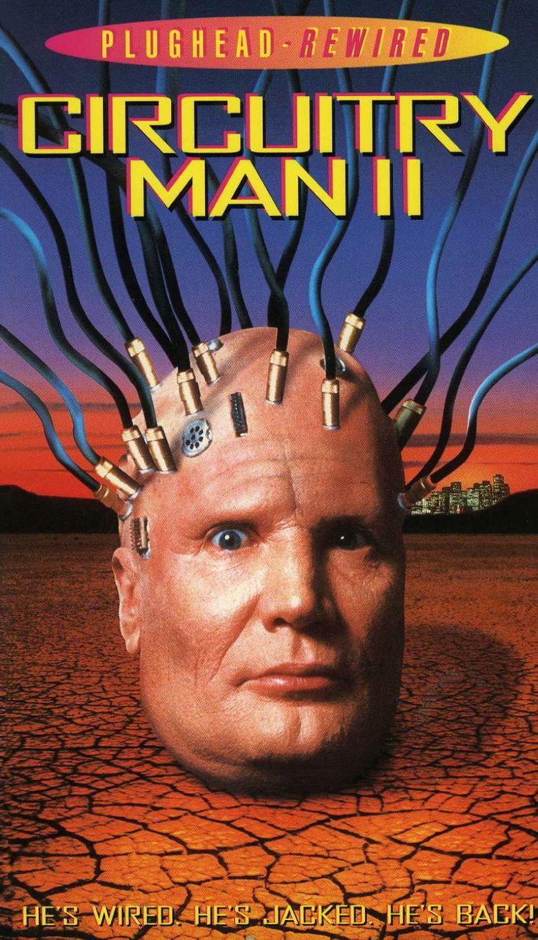 Circuitry Man II: Plughead Rewired Poster
