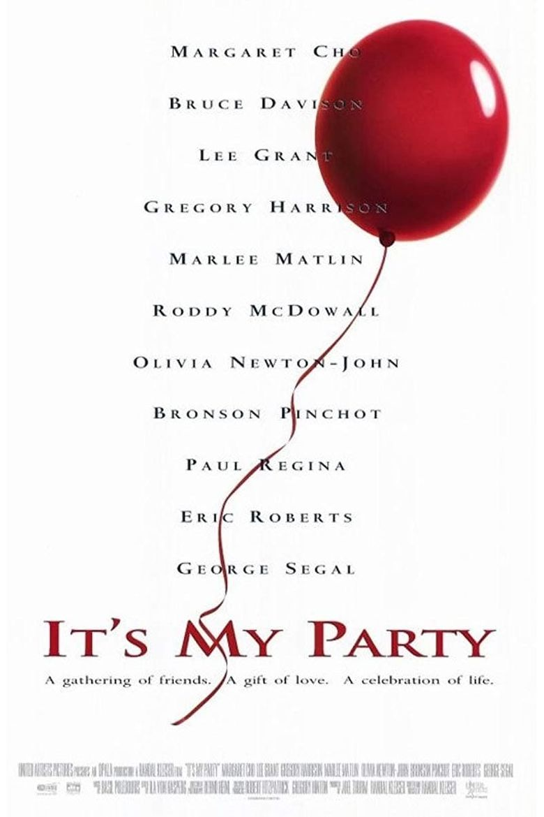 It's My Party Poster
