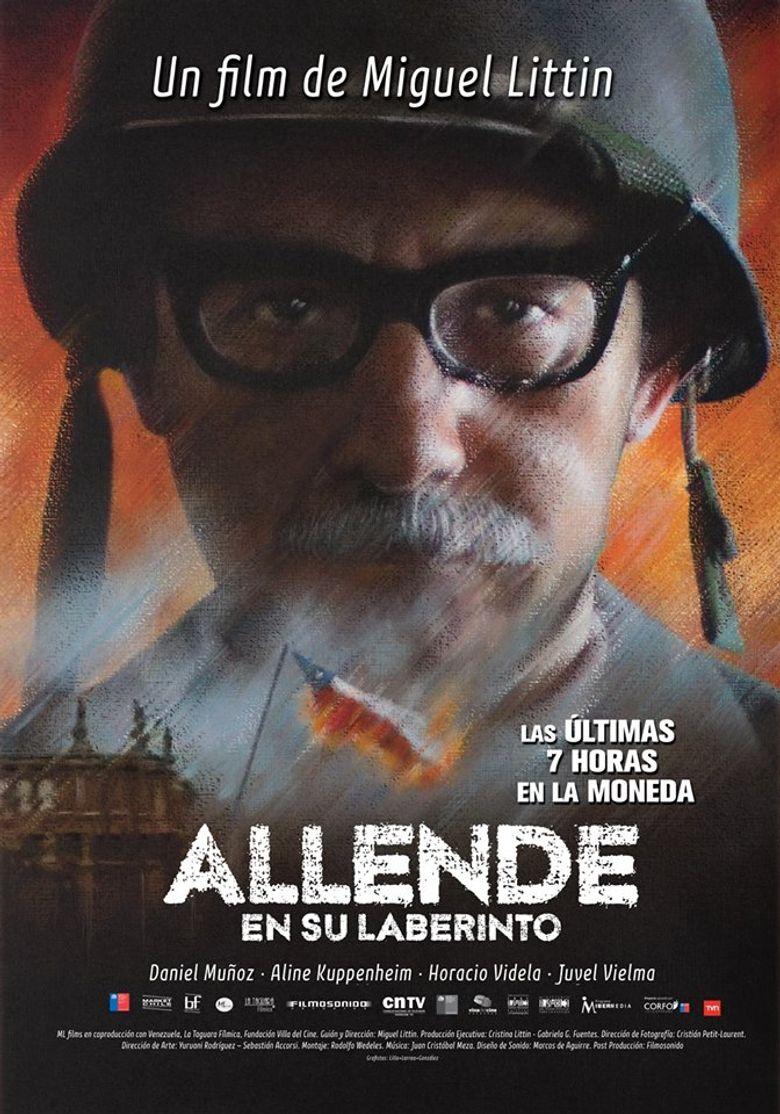 Watch Allende en su laberinto