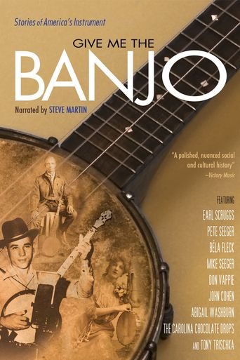 Watch Give Me the Banjo