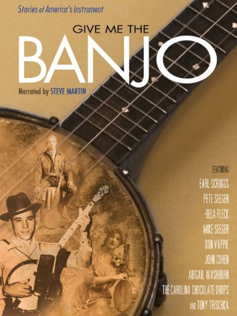 Give Me the Banjo Poster