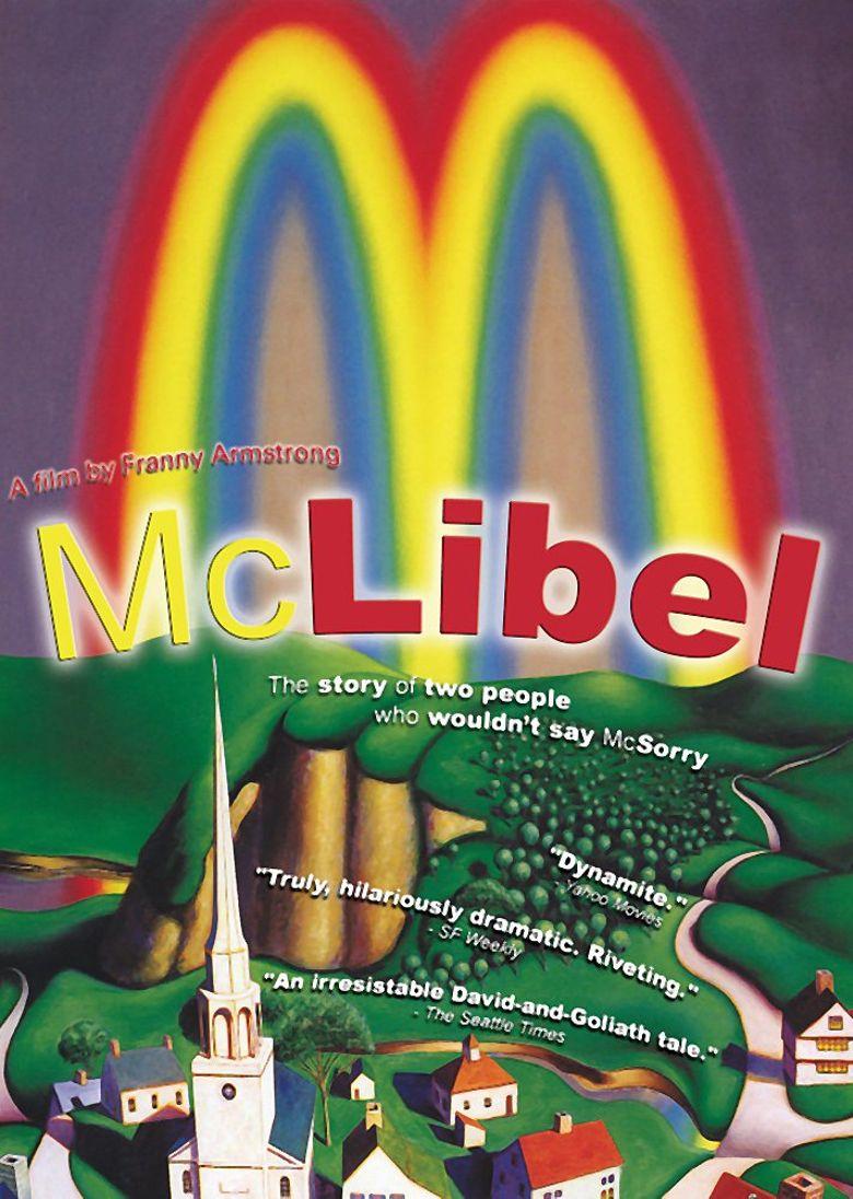 McLibel Poster