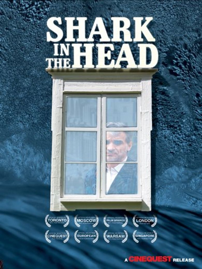Shark in the Head Poster