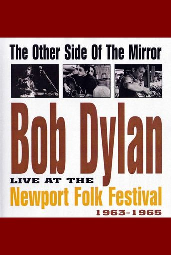 Bob Dylan: The Other Side of the Mirror - Live at the Newport Folk Festival Poster