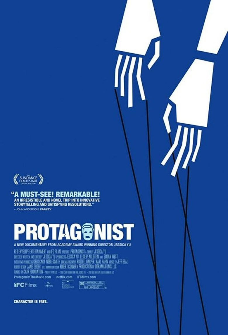 Protagonist Poster